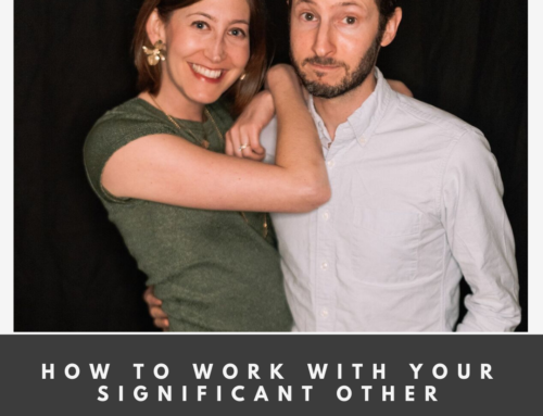 #88 – How To Work With Your Significant Other | Jason Feifer, Jennifer Miller