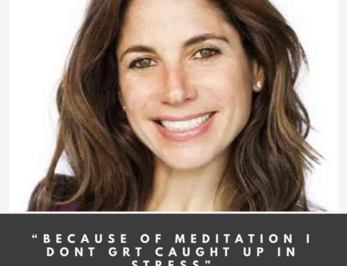 #85 – Why You Should Meditate To Lower Your Stress & Anxiety | Suze Yalof Schwartz