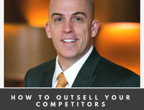 #95 – How To Outsell Your Competitors | Anthony Iannarino