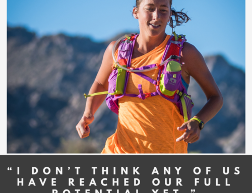 #97 – Think Big, Compete With Yourself and Push Past Your Limits | Endurance Racer Courtney Dauwalter