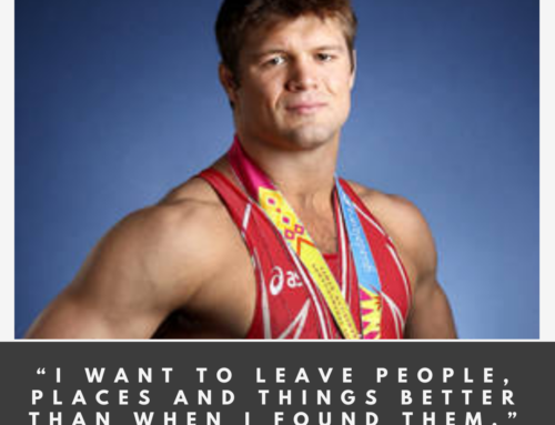 #103 – Discipline, Relentlessness and Continued Learning w/ Olympic Wrestler | Jake Herbert