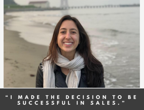 #106 – How Visualization & Relentless Work Ethic Can Help You Reach Your Goals | Julia DePalma