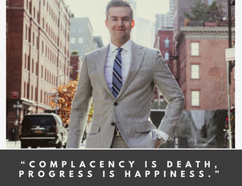 #109 – Expansion In All Ways: Lessons in Sales, Business & Life | Ryan Serhant
