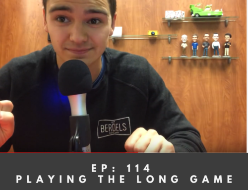 #114 – Playing The Long Game