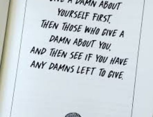 We Only Have So Many Damns To Give