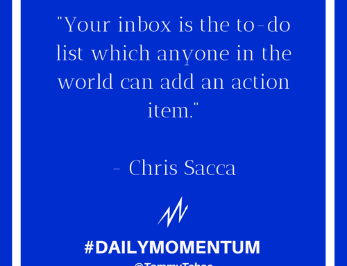 Tuesday Tip: Email