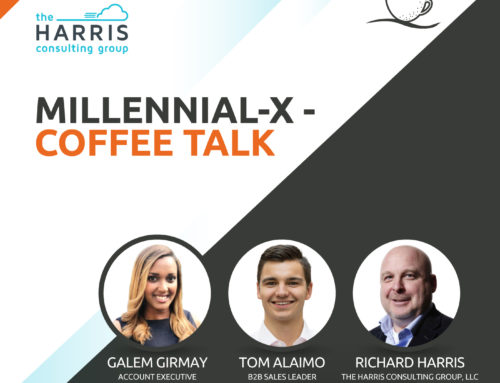 MillennialX Coffee Talk 9: Mental Health In Sales