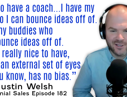 182: Justin Welsh, Overcoming Early Sales Failure & The LinkedIn Playbook