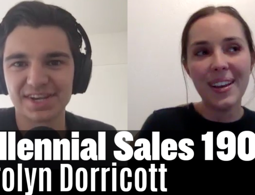 190: Carolyn Dorricott: Using Infomercials As A Prospecting Strategy