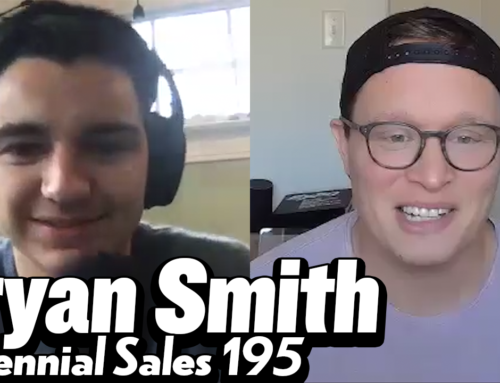 195 – Bryan Smith: Mental Health In Sales