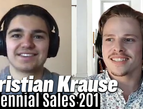 201: Christian Krause – Salesforce Switzerland AE
