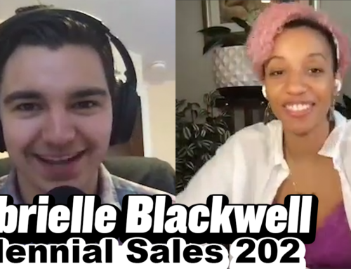 202: Gabrielle Blackwell Goes DEEP on Spirituality, Vulnerability and Empathy