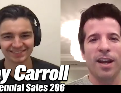 206: Ray Carroll: Hypergrowth, Sales Guts and Handling The Fork In Your Career