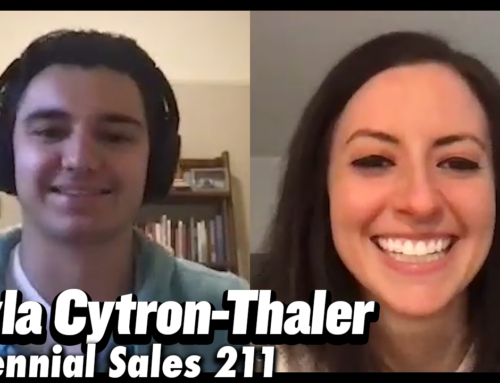 211: Kayla Cytron-Thaler: Tactical Advice To Book More Meetings
