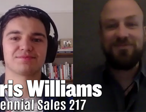 217: Christopher Williams, Founder of Sales Huddle