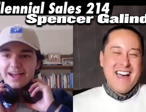 214: Spencer Galindo on Sushi, Sales and The Power of Kaizen