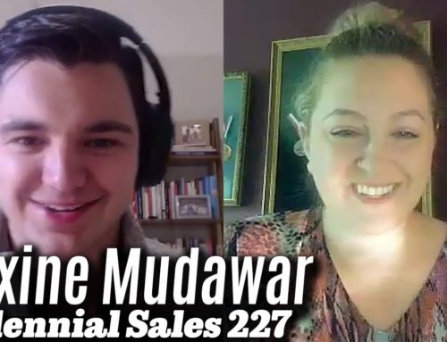 227: Alexine Mudawar, Women In Sales Co-Host and Major AE at Displayr