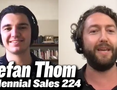 224: Stefan Thom – Every Sales Call Is A Customer Success Call