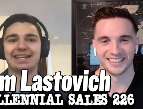 226: How To Sell Yourself Internally with Sam Lastovich, Enterprise AE at Brandcast