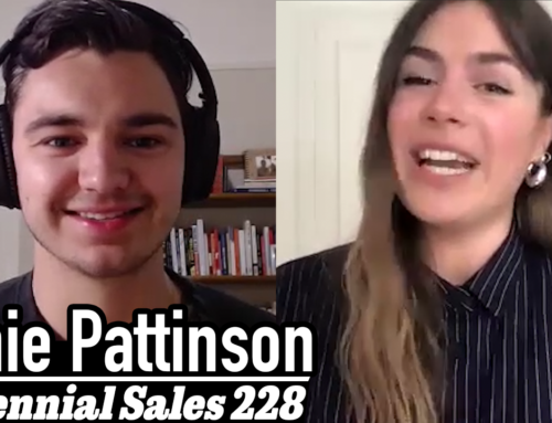 228: Creative Prospecting with Outreach UK SDR, Annie Pattinson