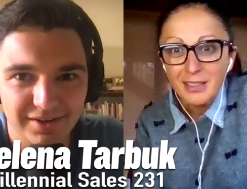 231: Honing Your Sales Craft With Jelena Tarbuk, Sr. Director of Sales at Talend
