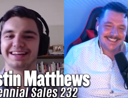 232: The Art of the Cold Call with Austin Matthews, Sales Manager at pulseM