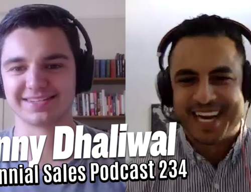 234: You Don't Need A Title To Be A Leader, Sonny Dhaliwal, Sales Manager at PatientPop