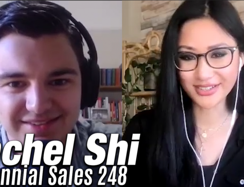 248: Tactical Ways To Use Video In Sales: Rachel Shi, Vidyard Partnerships Manager