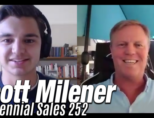 252: Building A Business And Funding Charities, Scott Milener, CEO at IntroSnap