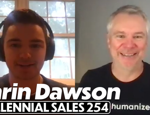 254: How To Make and Use Your Money As A Young Salesperson w/ Darin Dawson, Co-founder BombBomb