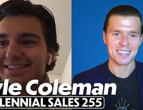 """255: You're Not """"Just An SDR"""" with Kyle Coleman, VP at Clari (Throwback)"""